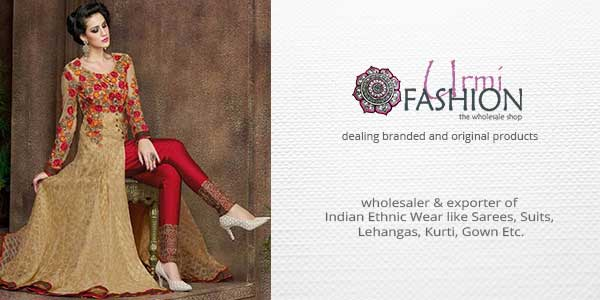 c0988eb4c2 Wholesaler & Exporter of Exclusive Indian Suits, Sarees, Lehengas ...